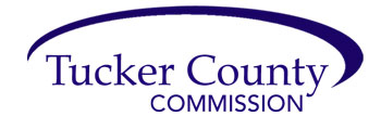 Tucker County Commission Logo